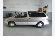 1998 Toyota Sienna XLE