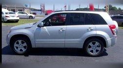 2008 Suzuki Grand Vitara Luxury