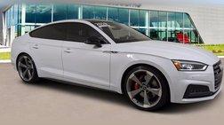 2019 Audi S5 Sportback 3.0T quattro Premium Plus