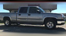 2003 Chevrolet Silverado 1500HD HD LS Crew Cab 4WD