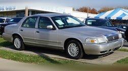 2007 Mercury Grand Marquis LS