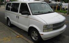 2003 Chevrolet Astro Base