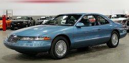 1993 Lincoln Mark VIII Base