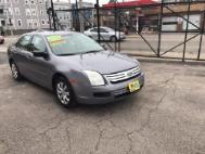 2006 Ford Fusion I4 S