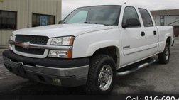 2003 Chevrolet Silverado 1500HD HD LS Crew Cab 2WD