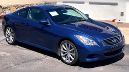 2008 Infiniti G37 Coupe 2dr Sport 6MT RWD