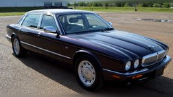 1998 Jaguar XJ-Series Vanden Plas