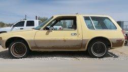 1979 AMC CLEAN WEST COAST CAR!