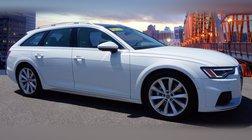 2020 Audi A6 allroad Premium Plus