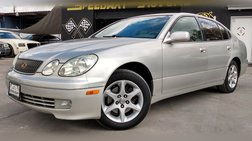 2001 Lexus GS 300 Base