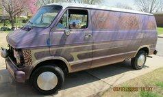 1987 Dodge Ram Van B250
