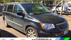 2015 Chrysler Town and Country Touring