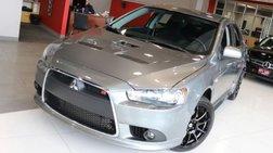 2012 Mitsubishi Lancer Ralliart