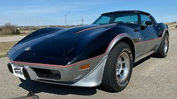 1978 Chevrolet Corvette Indy Pace Car, L48 350ci V8 Auto, 13k Miles