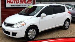 2011 Nissan Versa 1.8 SL