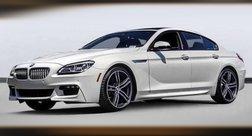 2019 BMW 6 Series 650i