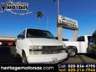 2002 Chevrolet Astro 2WD