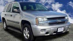 2004 Chevrolet TrailBlazer 4dr 4WD LS