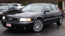 2003 Audi A8 quattro