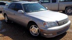 1998 Lexus LS 400 Base