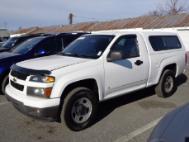 2009 Chevrolet Colorado Work Truck