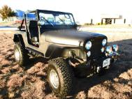 1982 Jeep CJ-7 Base