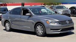 2014 Volkswagen Passat Unknown