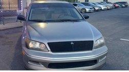 2002 Mitsubishi Lancer ES