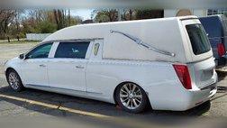 2015 Cadillac XTS Pro Coachbuilder-Stretch Livery