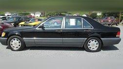 1995 Mercedes-Benz S-Class S 500
