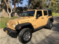 2014 Jeep Wrangler Unlimited Rubicon Sport Utility 4D