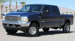 2003 Ford Super Duty F-350 XLT