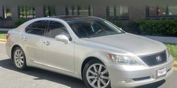 2007 Lexus LS 460 Base