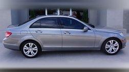 2011 Mercedes-Benz C-Class C 300 Luxury 4MATIC