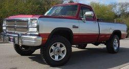 1991 Dodge RAM 350 SE