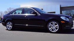 2012 Mercedes-Benz C-Class C 300 Luxury 4MATIC