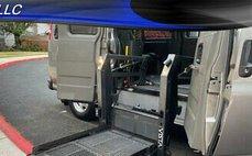 2007 GMC Savana Passenger LS 1500