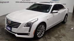 2018 Cadillac CT6 3.0TT Premium Luxury