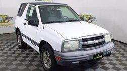 2003 Chevrolet Tracker Base
