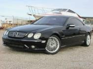 2004 Mercedes-Benz CL-Class CL 55 AMG