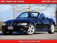 2002 BMW Z3 2.5i