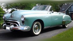 1949 Oldsmobile Convertible