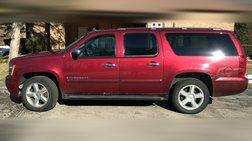 2008 Chevrolet Suburban K1500 LS