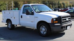 2007 Ford Super Duty F-350 XL