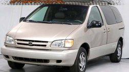2000 Toyota Sienna XLE