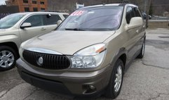 2005 Buick Rendezvous Base