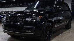 2014 Land Rover Range Rover Autobiography LWB