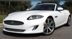 2013 Jaguar XK Base