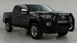 2016 Toyota Tacoma Limited