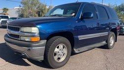 2002 Chevrolet Tahoe LT